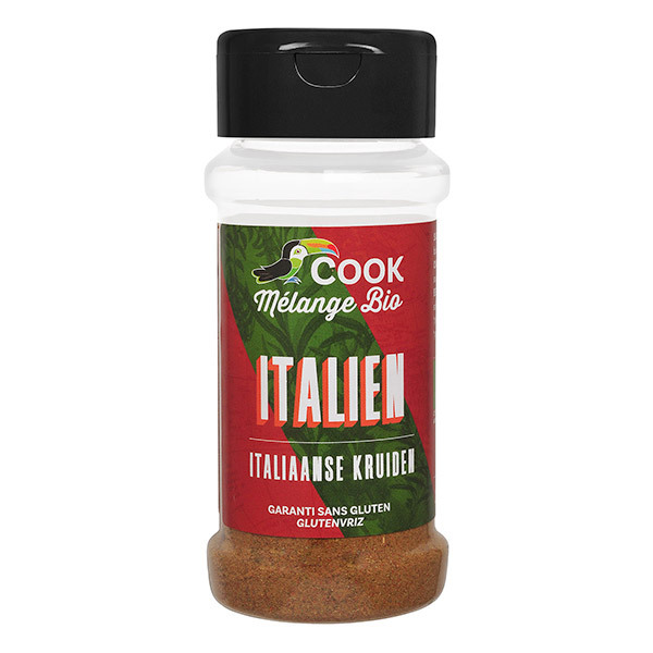 Cook - Mélange bio Italien 28g