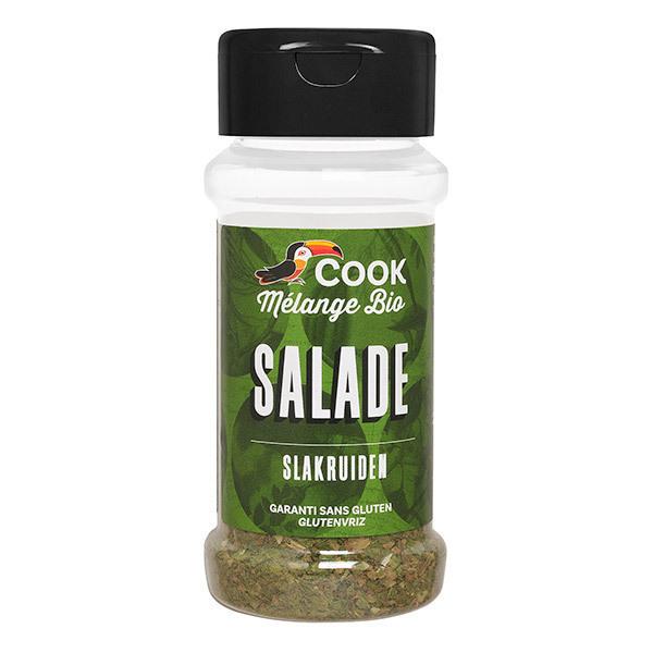 Cook - Mélange bio pour salade 45g