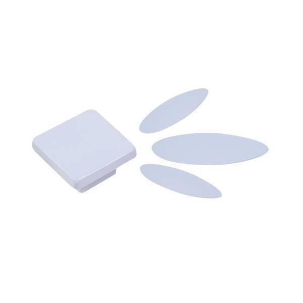 Domiva - Kit pétales + boutons Ciel pour armoire Palma