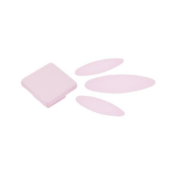 Domiva - Kit pétales + boutons Rose pour armoire Palma