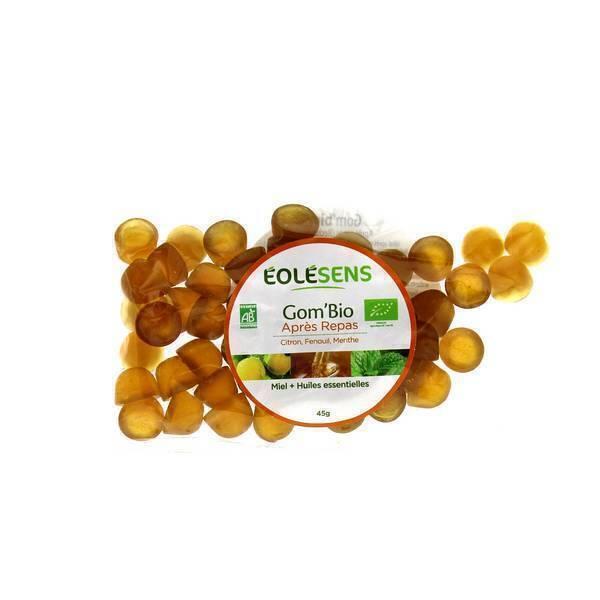 Eolesens - Gom'Bio Après-repas - Recharge 45 g
