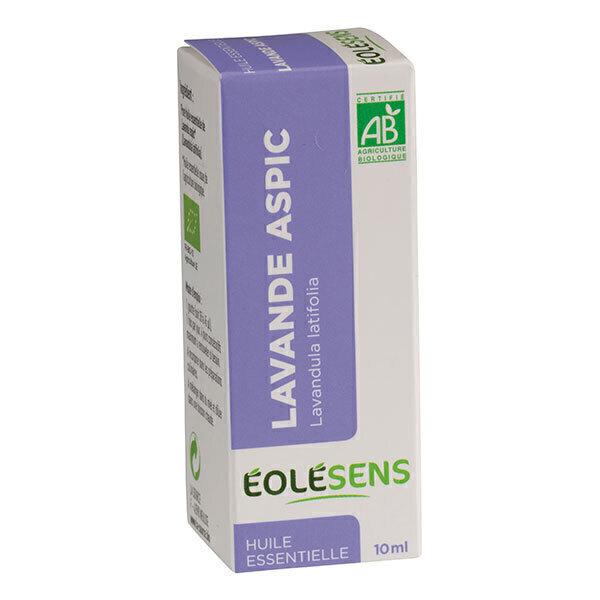 Eolesens - Huile essentielle Lavande aspic bio - 10 mL