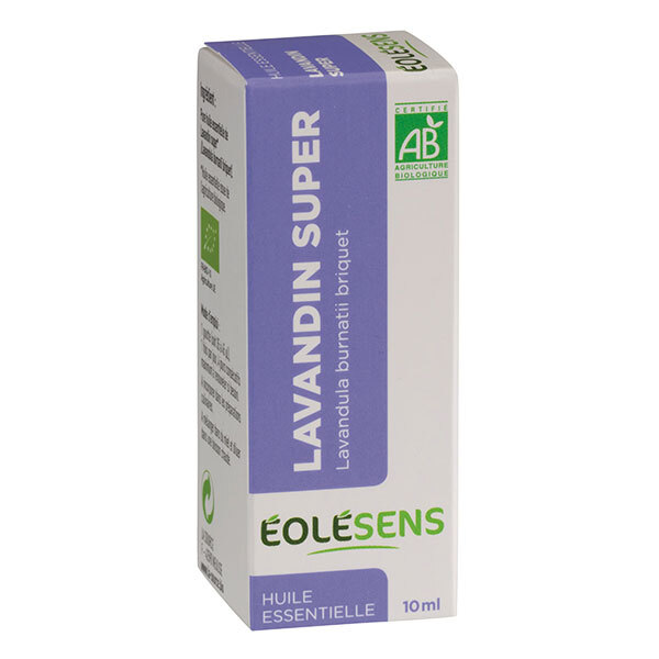 Eolesens - Huile essentielle Lavandin super bio - 10 mL