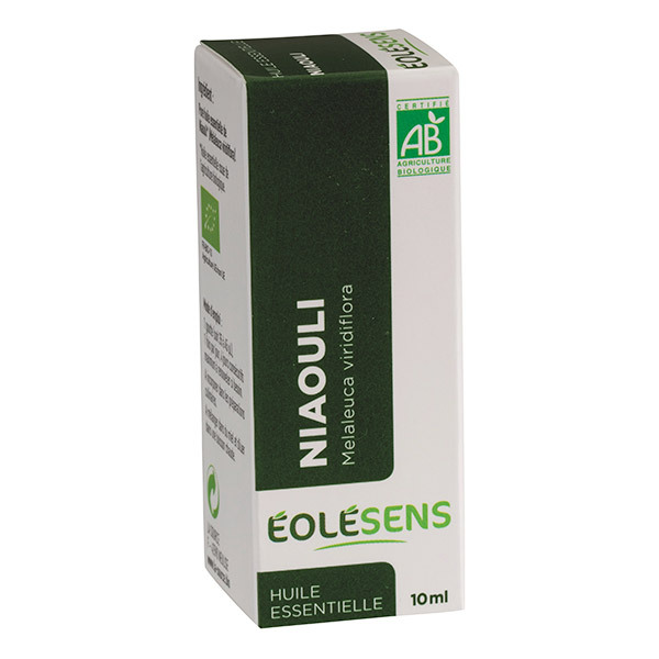 Eolesens - Huile essentielle Niaouli bio - 10 mL
