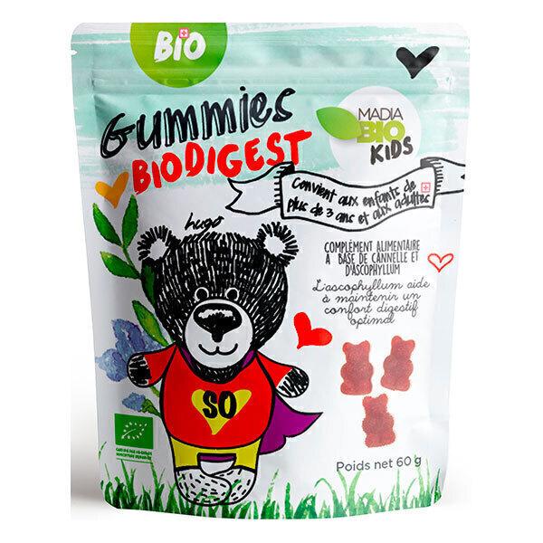Madia Bio Kids - Gummies biodigest bio 60gr