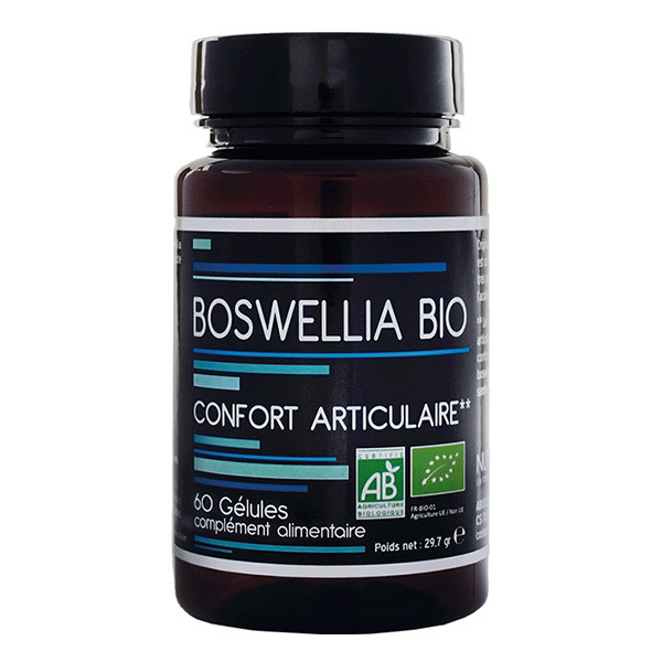 NutriVie - Boswellia Bio x 60 gélules