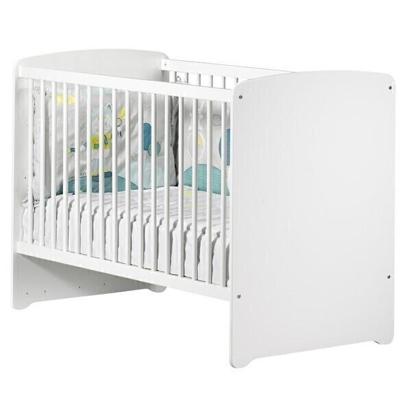 Baby Price - Lit bébé 60x120cm basic