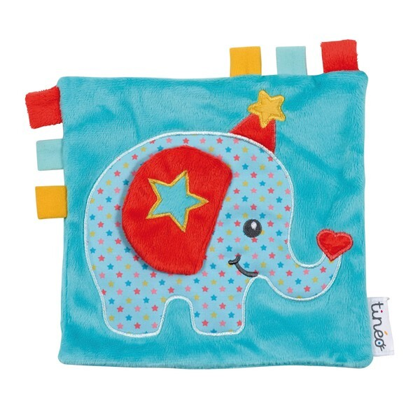 Tinéo - Doudou Eléphant