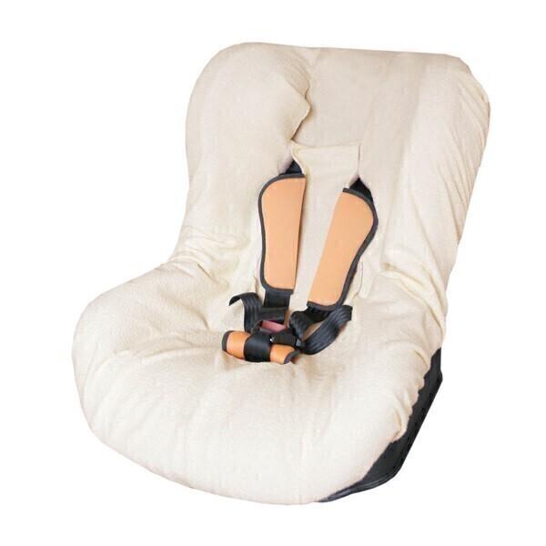 housse de si ge auto cru tin o la r f rence bien tre bio b b. Black Bedroom Furniture Sets. Home Design Ideas