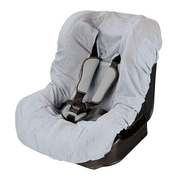 housse de si ge auto gris tin o la. Black Bedroom Furniture Sets. Home Design Ideas