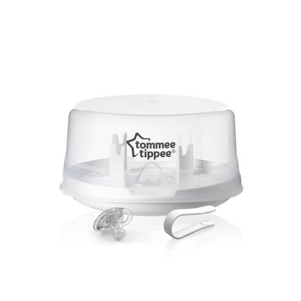 st rilisateur micro onde tommee tippee la. Black Bedroom Furniture Sets. Home Design Ideas
