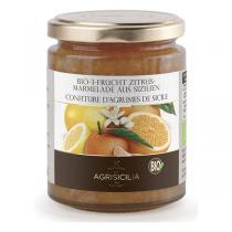 Agrisicilia - Confiture d'agrumes 360g