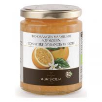 Agrisicilia - Confiture d'oranges 360g