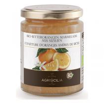 Agrisicilia - Confiture d'oranges amères 360g