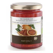 Agrisicilia - Confiture d'oranges sanguines 360g