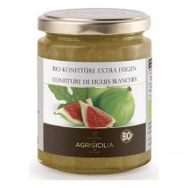 Agrisicilia - Confiture de figues blanches 360g