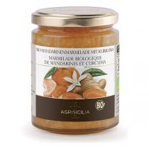 Agrisicilia - Marmelade mandarine curcuma 360g