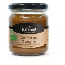 Baramel - Crème de caramel au beurre salé biologique 200g