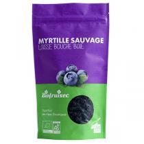 Biofruisec - Myrtilles sauvages d'Europe séchées 100g