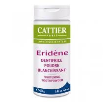 Cattier - Eridène - Dentifrice poudre blanchissant 40g