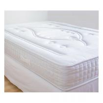 Cosme Literie - Matelas medium double latex 2x80x200 cm