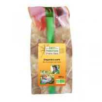 Direct producteurs Fruit secs - Gingembre confit bio - 600 g