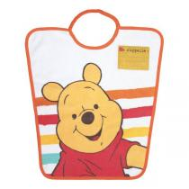 "Disney Baby - Bavoir maternelle ""Je m'appelle"" Orange Winnie 24 mois +"