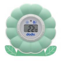 Dodie - Thermomètre 2 en 1 BAIN ET CHAMBRE