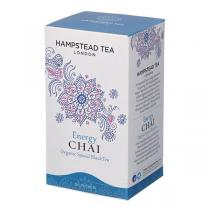 Hampstead tea - Thé Energy Chai 20 sachets