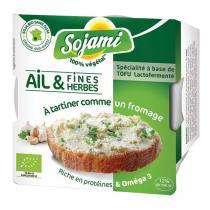 Le Sojami - Lot de 3 x Tartimi ail et fines 125g
