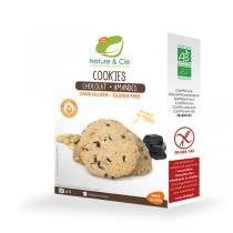 Nature & Cie - Cookies Chocolat Amandes - 150g