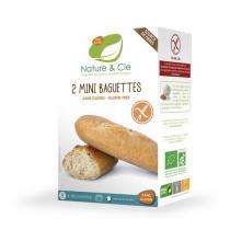 Nature & Cie - Mini baguettes - 2x100g
