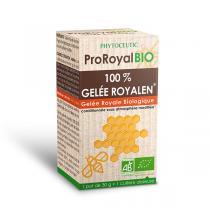ProRoyal BIO - 100% Gelée Royalen Biologique - Pot 30g