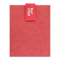 Roll'eat - Emballage sandwich Boc'n'Roll ECO Rouge
