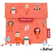 Roll'eat - Sac à goûter Snack'n'Go Kids Space