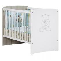 Baby Price - Lit bébé 60x120cm Teddy