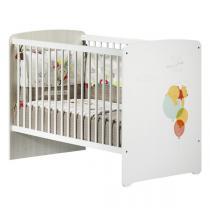 Baby Price - Lit bébé 60x120cm Winnie