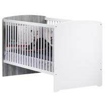 Baby Price - Little big bed 140x70cm transformable Nao