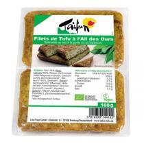 Taifun - Lot de 3 x Filet de tofu à l'ail des ours 2x80g