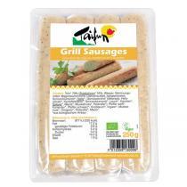Taifun - Lot de 3 x Saucisses de tofu à griller x4 - 250g