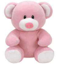 Ty - Baby Ty - Princess l'Ours Rose 25 cm