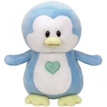 Ty - Baby Ty - Twinkles le Pingouin Bleu 25 cm