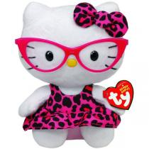 Ty - Hello Kitty - Peluche Fashionista 15 cm
