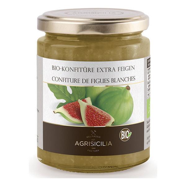 Confiture de figues blanches 360g agrisicilia acheter sur - Confiture de figues blanches ...