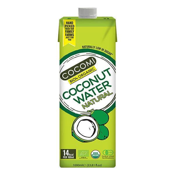 Cocomi - Eau de coco nature bio - 1 L