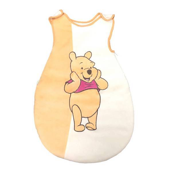 Disney Baby - Gigoteuse Orange et écrue Winnie 0 à 6 mois