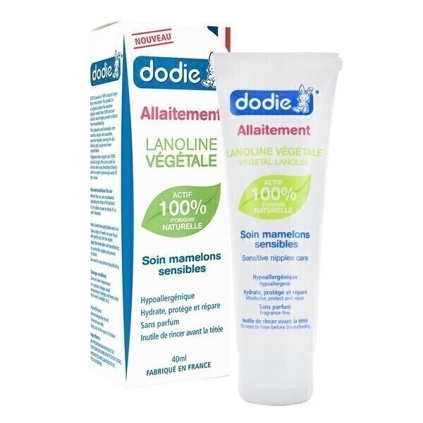 Dodie - Lanoline Végétale 40ml