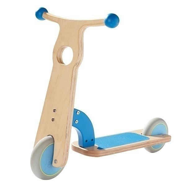 Haba - Trottinette enfant en bois