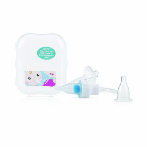Nuby - Aspirateur nasal - 0mois+