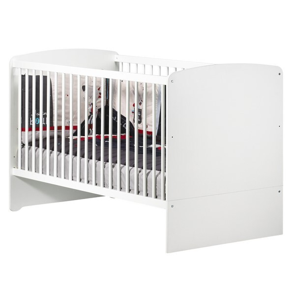 Baby Price - Little big bed 140x70cm transformable Basic